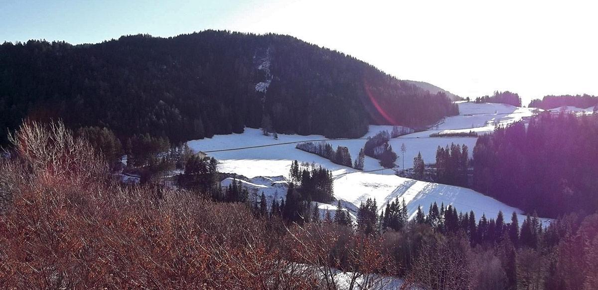 Balkon Herbst Winter : Winterurlaub am Bauernhof Südtirol ...